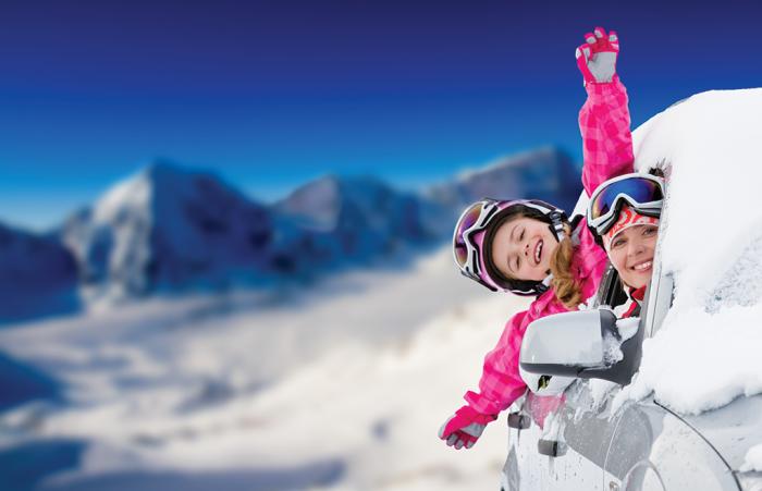 съвета за вашето зимно пътуване